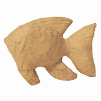 Decopatch AP114 papier mache Vis ca.10cm 10,5x3x7cm