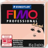 Fimo Professional Doll Art 8027-432 Rose doorzichtig 85gram