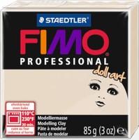 Fimo Professional Doll Art 8027-044 Beige doorzichtig 85gram