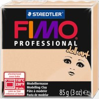 Fimo Professional Doll Art 8027-045 Zand ondoorzichtig 85gram