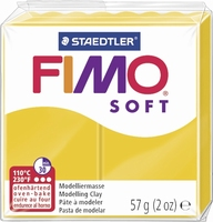 Fimo soft 16 zonnegeel 57 gram