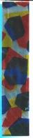 856 Friendly Plastic/Plast.Magique Geo Glitz/Black 18x4cm