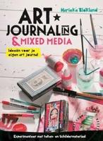 Marieke Blokland, Art Journaling & Mixed Media 755-1 pap. 19x26cm
