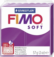 Fimo soft 61 Purper (paars)