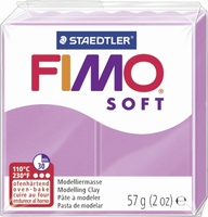 Fimo soft 62 lavendel