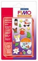 FIMO duwvorm/pushmold 8725-06 Kerst