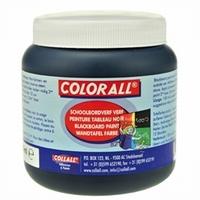 Colorall schoolbordverf: Zwart COLSBV250-63 250 ml