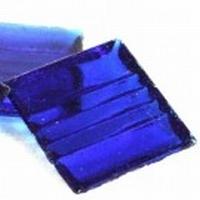 Glasmozaiek transparant donker blauw 1080