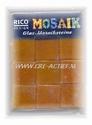 Glasmozaiek Rico Design 105 Oranje 10 of 20 mm