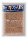 Glasmozaiek Rico Design 140 Cacao bruin 10 of 20 mm