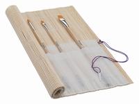 Talens AC 9059.001M Bamboo penselenmat 36x36cm