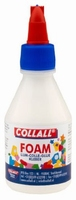 Collall foam/rubberblad lijm COLEF100 100ml