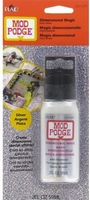 Mod Podge Dimensional Magic Silver Glitter CS11291 59ml/2oz