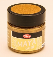 ViVA Decor Maya Gold; Goud 1232-902.34 50ml