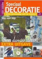 Brigitte Grade, Speciaal Decoratie (Powertex)