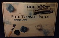 Kreull Hobby Line 49990 Foto Transfer Potch Set Vintage 4x20ml