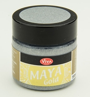 VIVA Decor Maya Gold; Silber 1232-901.34