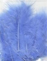 VEREN: H&C Fun 12228-2805 Marabou veren Licht Blauw