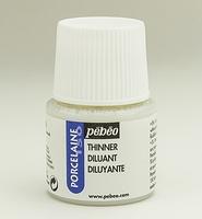 Pebeo porseleinverf medium: 38.004 Thinner/verdunner