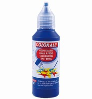 Colorall Koud-Emaille 03 Donkerblauw 50ml