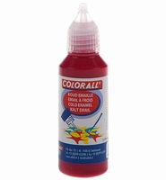 Colorall Koud-Emaille 12 Donkerrood 50ml