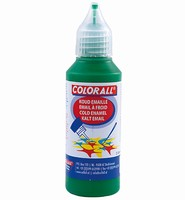 Colorall Koud-Emaille 22 Donkergroen 50ml