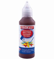 Colorall Koud-Emaille 40 Bruin 50ml