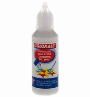 Colorall Koud-Emaille 66 Wit 50ml