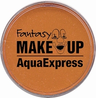 Schmink:37-002 Fantasy Aqua Make Up licht Bruin