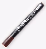 Pebeo porseleinverf stift 1,2mm; 008 Brown Earth