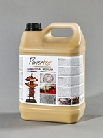 Powertex Geel (Yellow Ochre) 5 liter 0274 5 liter can