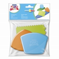 Fimo Kids Work&Play Toolset 8700-34 Cutting tools