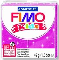 Fimo Kids 8030-262 Glitter Roze