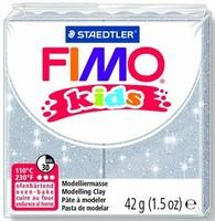 Fimo Kids 8030-812 Glitter Zilver