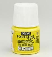 Pebeo porseleinverf 45ml: 048 Pastel Daffodil