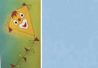 Folia Vliegerpapier Lichtblauw 88120-30
