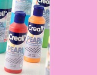Creall Pearl parelmoer Acrylverf 16 Roze