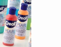 Creall Pearl parelmoer Acrylverf 14 Wit