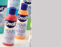 Creall Pearl parelmoer Acrylverf 20 Zilver