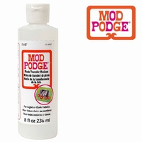 Mod PodgeCS15067 Photo Transfer Medium voor textiel 236ml/8oz