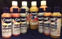 Creall Studio acryllics metallic fles 250ml Copper 21