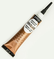 Pebeo porseleinverf contour: 36.009 Copper tube 20 ml
