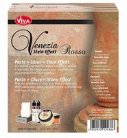 VIVA Decor Stein Effekt set Venezia Rosso/Terra 8001.539.64 set