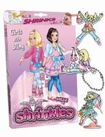Krimpfolie pakket 1451 Girlz with Bling Shrinkles