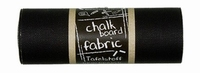 Chalkboard Fabric 12cm lengte 3meter 15660-120-100 Halbach 12cm/3meter