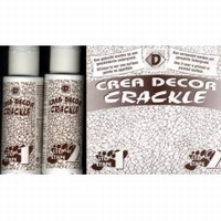 Crea Decor Crackle in 2 stappen 970016-923 2x60ml