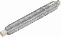 Wikkeldraad 0,5mm zilverkleur KP64703-00