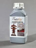 Powertex textielverharder Loodkleur 0,5 liter 0053