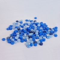 Glasmozaiek Colourful Dots mix 75gram 1011083 Blueberry Bomb