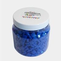 Glasmozaiek Colourful Squares grootverp. Blauw 1012160